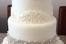 Ruffle Ruffle! Wedding Cakes