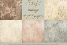 Nifty and Printable / Papers, designs, templates and patterns!