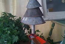 christmas redo, upcycle or crafts / by Jean Mullins