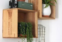Upcycling House Accessories