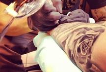Rose Tattoo / Tattos