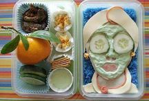 Food art nd Bento