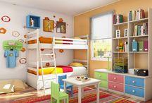 Bedroom for kids ideas