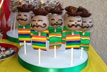 Cake Pops / Have your cake and eat it too, on a stick!