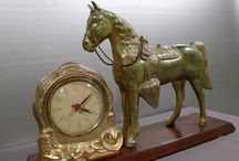 My Time - Great Old Clocks and Watches / Antique and collectible clocks and watches / by Greg DeMark
