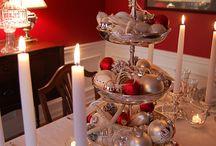 Tea centerpieces & decor / by Jennifer Jordan