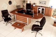Ofis Mobilyaları / Kurumsallığınızı ön plana çıkaracak ofis mobilyaları Show Mobilya'da.