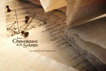 Les Chroniques de la Source / Pilote pour web série  http://hilldalemedia.com/chronicle_of_the_source_fr.html