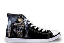 Canevas Shoes