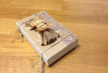 My handmade gift packages / Идеи для упаковки подарков своими руками