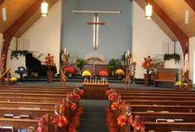 Kościół wesele