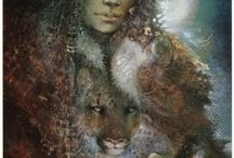 Susan Seddon Boulet / Favourite artists