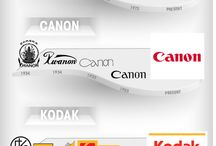 Corporate Logos / by 3M Canada Design & Graphic Solutions