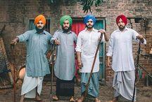 Punjabi men