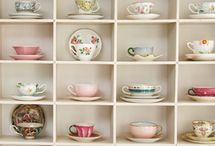Crockery,Cutlery,Pottery,Table Settings & Flower arrangements / by Fareeda Rafiq