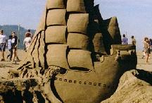 du sable !