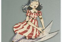 ペーパアート / Paper art