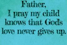 PRAYING FOR GRANDCHILDREN