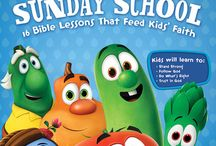 Sunday school lessons / by Group VBS & Children's Ministry