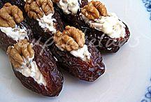 Ramadan treats ♡ / Dates and yummy food snack ♡
