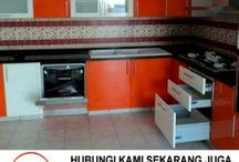 tukang kitchen set di jakarta