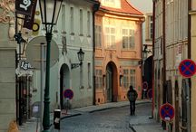 Old City Streets / by Piro Art Jewellery