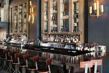 interior inspiration - bars