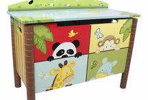 Stylish Storage Ideas / by Sweet Retreat Kids