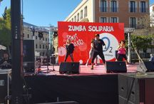 O2CW Solidari@ / Eventos y acciones solidarias en los centros de O2 Centro Wellness