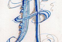 ALLIMAC CALLIGRAPHY / Beautiful handwriting