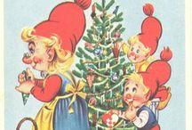 Postkort jul
