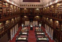Libraries - travel and photo ideas / Biblioteche da fotografare
