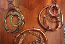 Mixed Metal Jewelry / by Eureka Janet ~ Jewelry featuring Powder Coating
