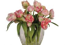 Faux Flora / A Fabulous Collection of versatile blooms to add a splash of Summer colour to any room.