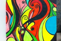doodles / I am starting to think the possibilities are endless!  / by Arin Copenhaver