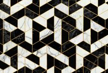 Marbel mosaic