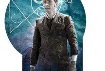 Dr. Who / by Amanda N
