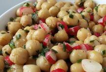 Salade de poischiche