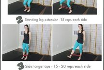 Elastic Band Workout