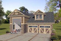 Possible garage design