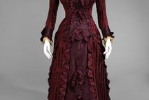 1800s Fashion / Inspirational dresses from the 1800s - I was born in the wrong era. / by Erin Pennington