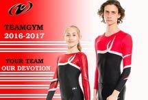Truppgymnastik Katalog 2016/2017