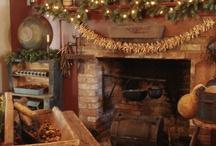 *Christmas house*