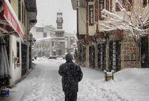 Ankara ve Kar / Ankara ve kar