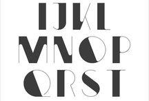 Typographic room