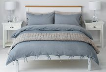 Denim Drift Home Accessories and Furnishings / We choose our favourite products for the home in a this years shade of beautiful grey blue.