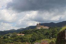Ouro Preto - Minas Gerais - Viagem / Viagem de dois dias por Ouro Preto - Minas Gerais