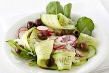 συνταγές salads