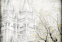 Church - I am LDS / by Korine Miller