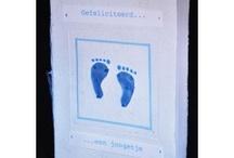 Fairtrade felicitaties geboorte